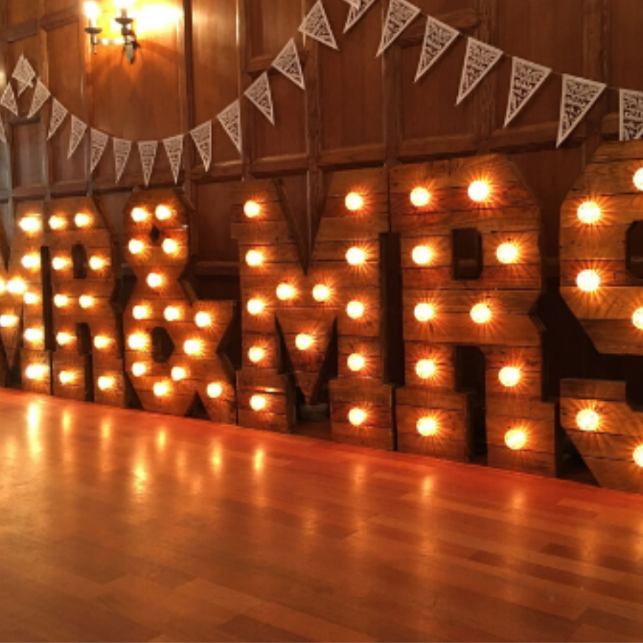 Major Entertainment, Featured Image, Glenfall House, Cotswold Wedding Venue